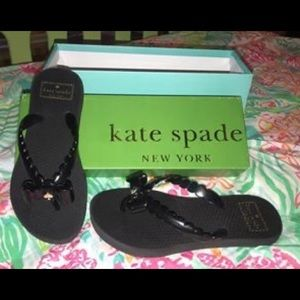 Kate Spade Flops brand new in box